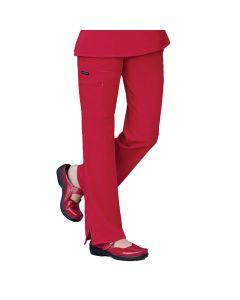 Jockey Women's Tri Blend Zipper Scrub Pants 2249